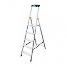 Лестница-стремянка KRAUSE Safety 5 ступеней (Код: 126337)