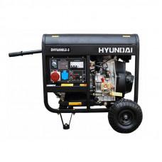 Генератор дизельный Hyundai DHY 6000LE-3