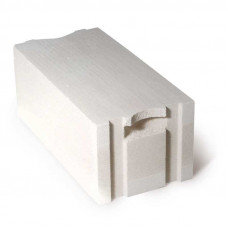 Блок газобетонный AEROC Classic D500 300x200x600 (паз, гребень)