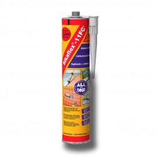 Полиуретановый клей-герметик Sika SikaFlex 11FC+ коричневый