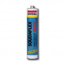 Полиуретановый клей-герметик Soudal SoudaFlex 40FC серый