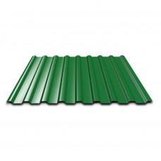 Профнастил ПР-20А 1150х1500х0,5мм зеленый RAL6005
